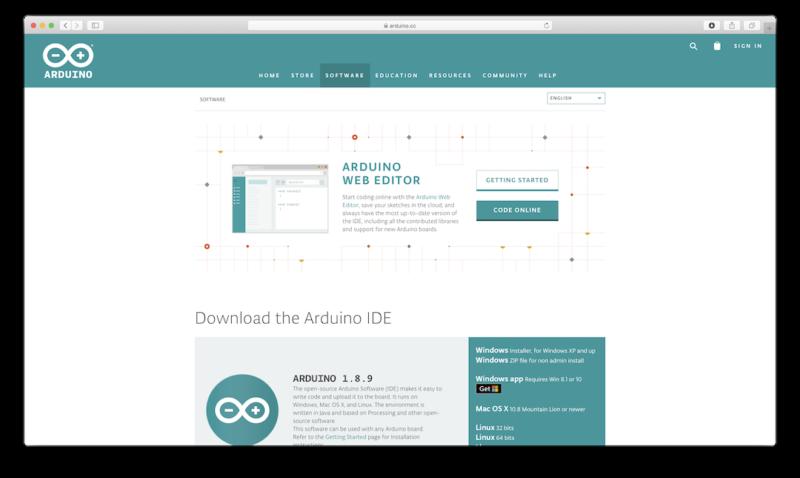 ArduinoDw1